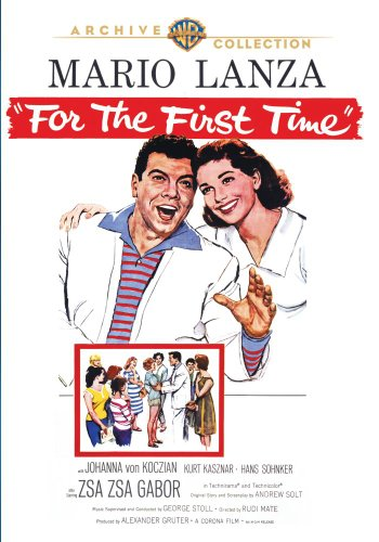 DVD : For The First Time
