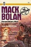 Paramilitary Plot (0373610459) by Don Pendleton