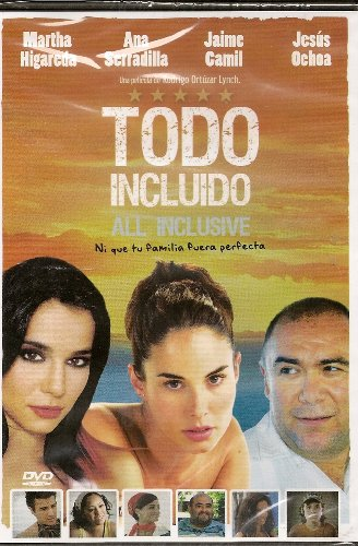 Todo Incluido: All Inclusive [NTSC/Region 1&4 dvd. Import - Latin America]