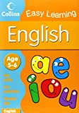 English: Age 5-6 (Collins Easy Learning Age 5-7) Collins Easy Learning