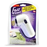 As Seen On TV Fuzz Wizard Professional Quality Fabric Shaver