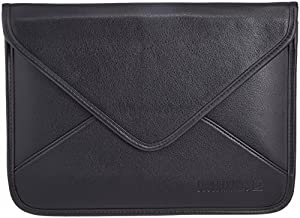 COOL BANANAS Envelope V1 leather case for iPad 2 and the new iPad 3 rd gen. in black