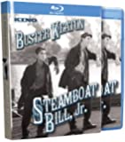 Steamboat Bill, Jr. [Blu-ray] [Import]