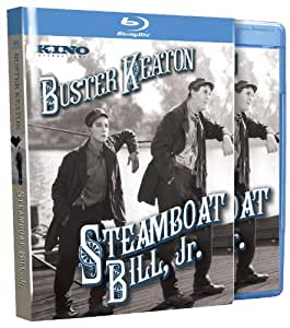 Steamboat Bill Jr: Ultimate Edition [Blu-ray] [1928] [US Import]