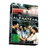 "Alphateam - Lebensretter im OP - Staffel 1/Folge 1-13 + Pilotfilm [3 DVDs]von ""Franz Hanfstingl"""