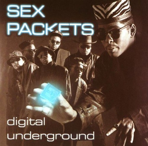 Original album cover of Sex Packets by Digital Underground