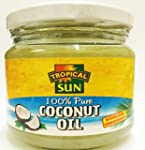 Tropical Sun 100% Pure Coconut Oil 250ml
