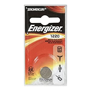Energizer ECR1220BP Watch Battery