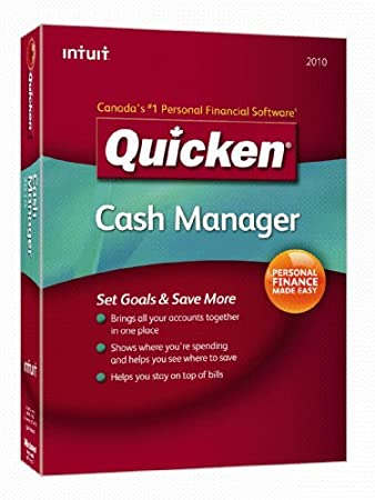 Quicken Cash Manager 2010 Ls 11/30/2010 [Old Version]