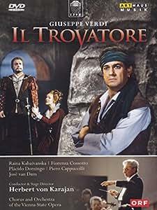 Verdi - Il Trovatore (Sous-titres français) [Import]