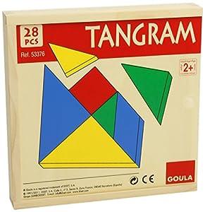 Goula - 53376 - Jeu Educatif - Tangram
