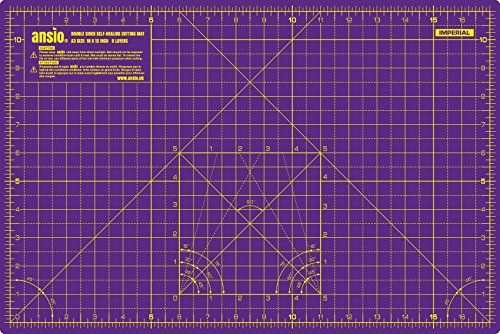 ansio-a3-double-sided-self-healing-5-layers-cutting-mat-imperial-metric-18-inch-x-12-inch-45cmx-30cm