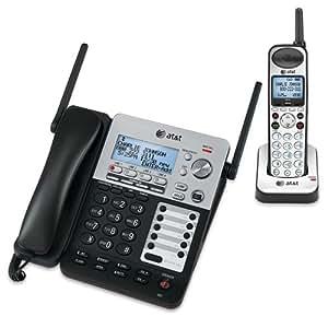 AT&T SB67138 Dect_6.0 1-Handset Landline Telephone