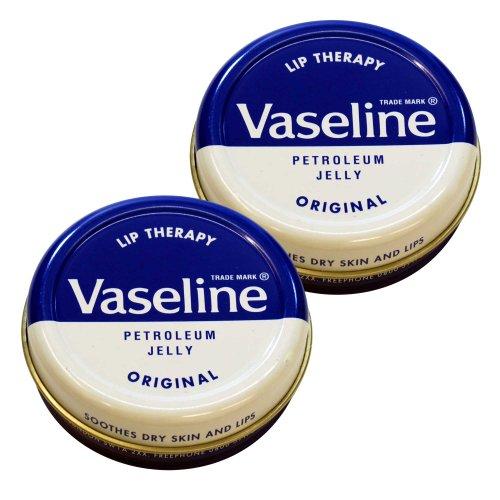 Vaseline Lip Therapy ヴァセリン 20g Original オリジナル 2個セット 2pcs set