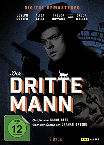 Der dritte Mann (Digital Remastered, 2 Discs) [Special Edition]