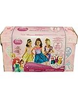 Disney Princess Royal Dress Up Trunk (27 Pieces)