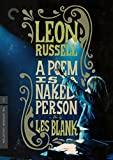 A Poem Is a Naked Person (The Criterion Collection)