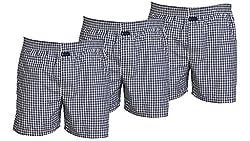 Careus Men's Cotton Boxers (Pack of 3)(13_13_13_Multi-coloured_Medium)