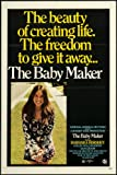 "The Baby Maker 1970 ORIGINAL MOVIE POSTER Drama - Dimensions: 27"" x 41"""