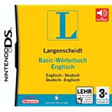Langenscheidt Basic-Wrterbuch Englisch (NDS)von &#34;Koch Media GmbH&#34;