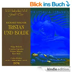 OPD 7039 Wagner-Tristan und Isolde: German-English Libretto (Opera d'Oro Grand Tier) (English Edition)