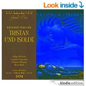OPD 7039 Wagner-Tristan und Isolde: German-English Libretto (Opera d'Oro Grand Tier)