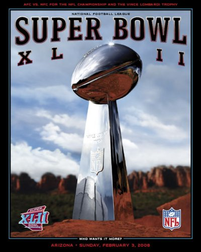 Official Super Bowl XLII 42 Game Program: New York Giants / New England Patriots at Amazon.com