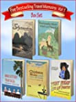 Five Bestselling Travel Memoirs Box Set