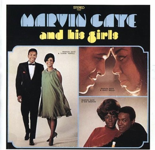 Marvin Gaye and His Girls artwork