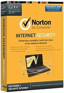 Norton internet security 2014 (1 poste, 1 an)