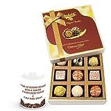 Valentine Chocholik Luxury Chocolates - Chocholik Mouth Watering Chocolate Hamper With Friendship Mug