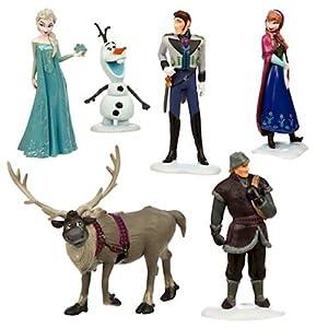 Disney Frozen Figure Play Set