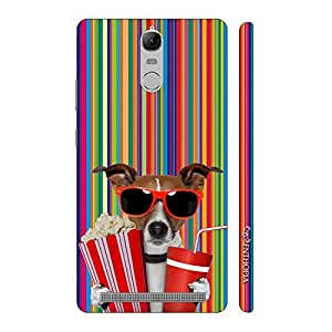 Enthopia Designer Hardshell Case Whose your Doggy? Back Cover for Lenovo Vibe K5 Note