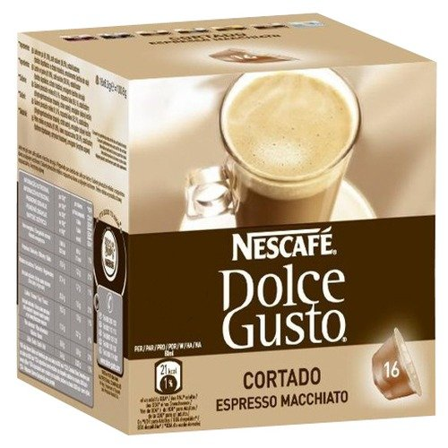 Choose Nescafe Dolce Gusto Cortado by Nescafe