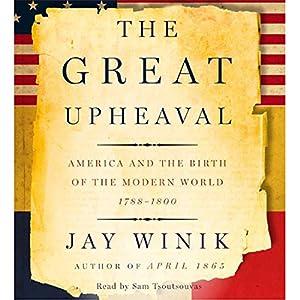 The Great Upheaval Audiobook