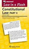 img - for Law in a Flash Cards: Constitutional Law II book / textbook / text book
