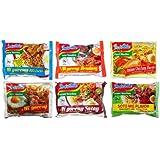 Indomie Variety Pack - 1 Case (30 Bags)