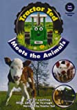 Tractor Ted Meets the Animals Book & DVD