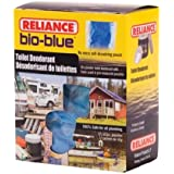Reliance Products Bio-Blue Toilet Deodorant Packaged (12-Pack)