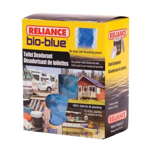Reliance Products Bio-Blue Toilet Deodorant Packaged