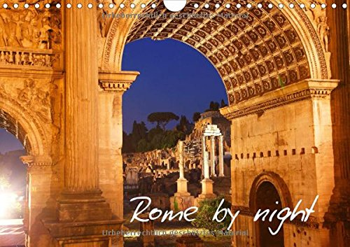 rome-by-night-wall-calendar-2015-din-a4-landscape-wonderful-views-of-the-eternal-city-monthly-calend