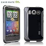 "Case-Mate SoftBank 001HT / HTC Desire HD Pop! Hybrid Seamless Co-Molding Case with Screen Protector, Black / Cool Grey「ソフトバンク 001HT / HTC デザイアHD」 専用 ハイブリッド シームレス ケース ""POP"" (液晶保護シート つき) ブラック / クールグレー CM012720"
