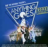 Various Artists Anything Goes (2003 London Cast Recording)