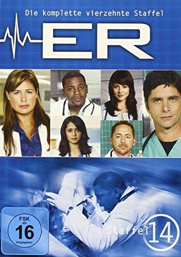 ER - Emergency Room, Staffel 14 [3 DVDs]