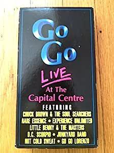 Go Go Live at The Capital Centre (1987)