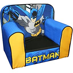 Batman Everywhere Foam Toddler Chair