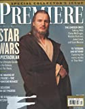 Star Wars Liam Neeson Collector's Issue Premiere Magazine