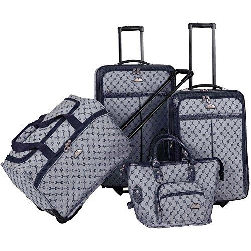 American Flyer Luggage Signature 4 Piece Set