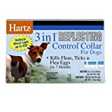 Hartz Ultraguard Plus Reflecting Flea &Tick Dog Collar