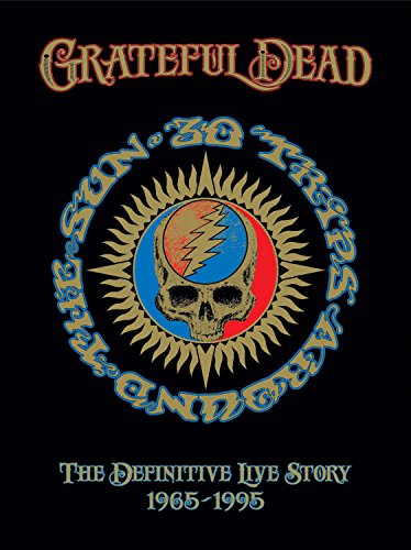The Grateful Dead - 30 Trips Around The Sun: The Definitive Live Story (1965-1995) (4cd) - Zortam Music